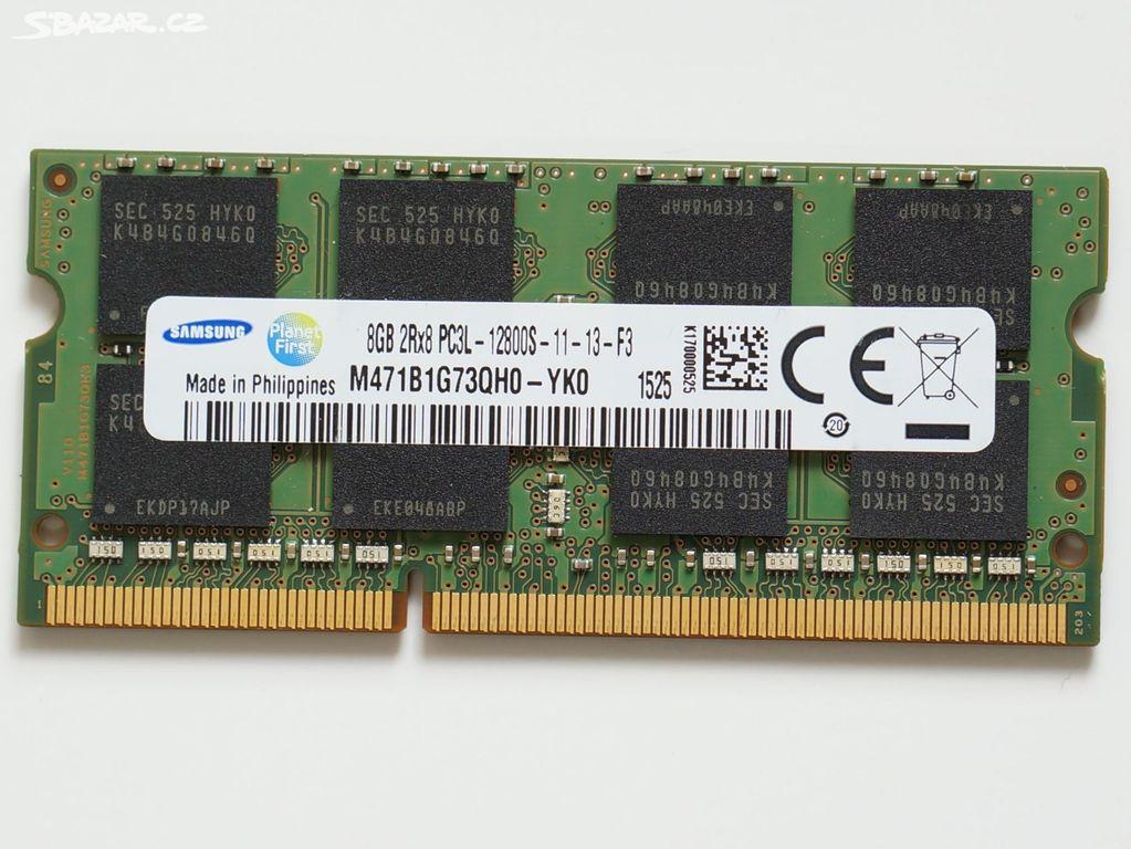 ca3897761b 8GB paměť DDR3L 1
