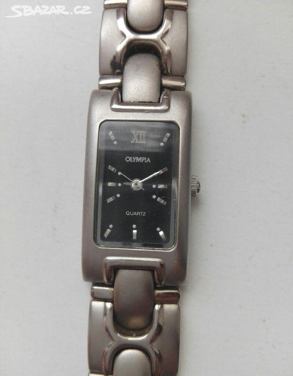 Dámské hodinky OLYMPIA - Mikulov 8a6ecc6893c