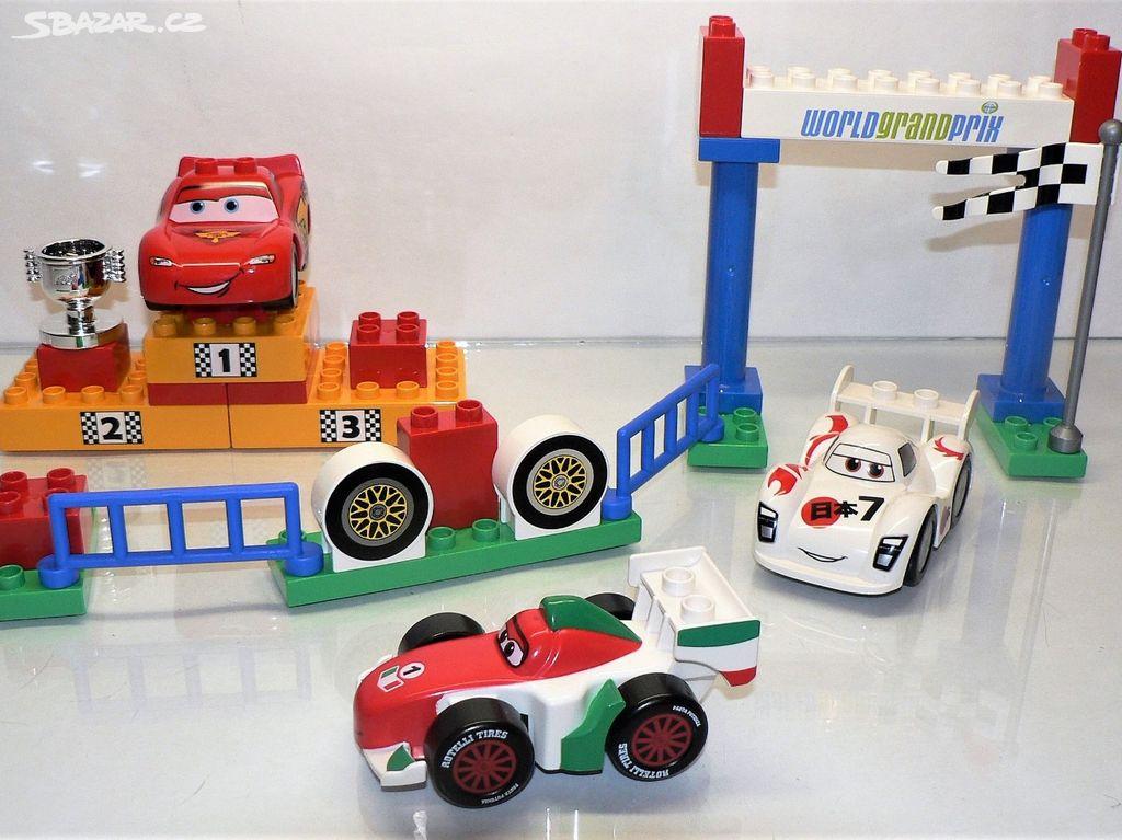 Lego Duplo Cars 5839 World Grand Prix Liberec Sbazarcz
