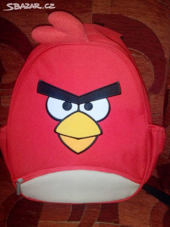 Batoh Angry Birds-NOVÝ - Most - Sbazar.cz 67619f7792
