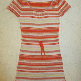 Pruhované šaty - Šenov 21a4e9caba