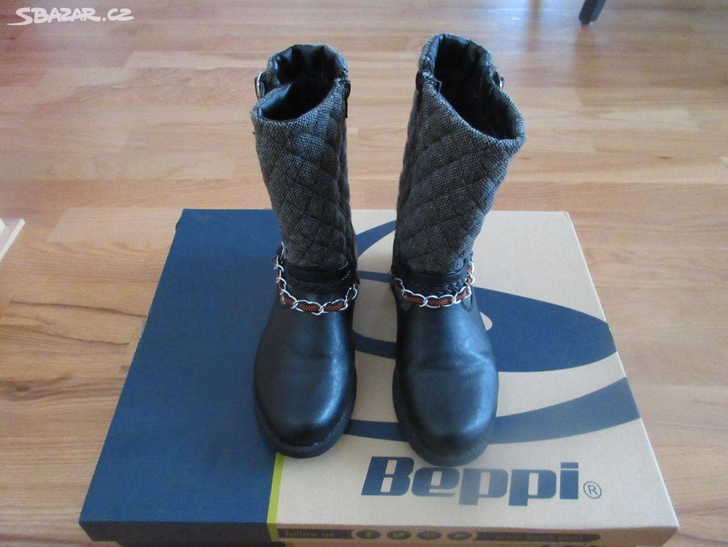 Dívčí boty zn. Beppi - Hrušovany u Brna 137b6db962