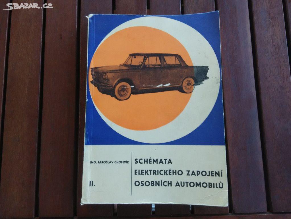 Kniha Schemata Elektrickeho Zapojeni Automobilu Podborany Louny