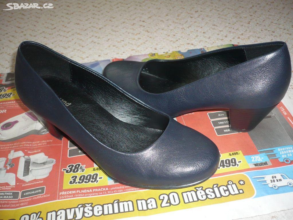 368625528ca Dámské boty-Deichmann vel.36 - Frýdek-Místek - Sbazar.cz