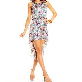 Nejlevnější inzeráty asymetrické šaty - Společenské šaty bazar ... 1dd1f8e777