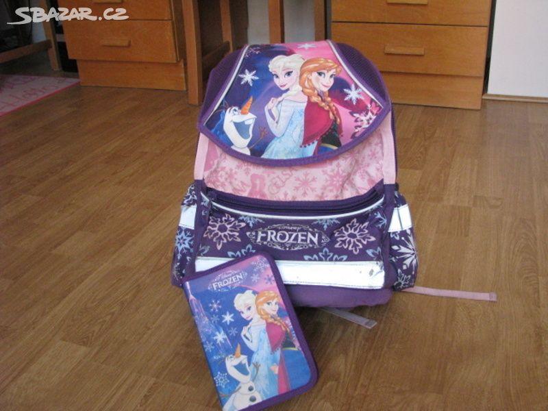de4e5d743af Školní batoh Frozen Ledové království - Újezd u Brna