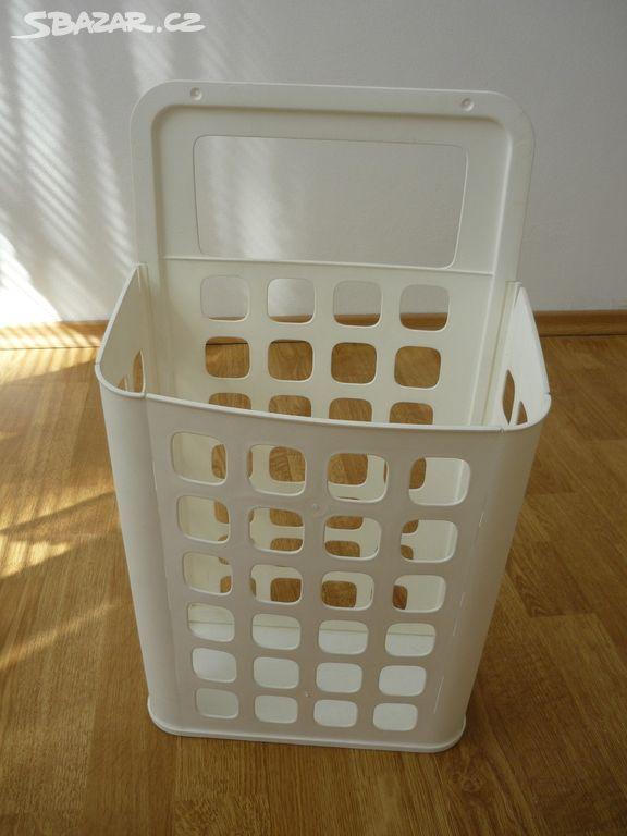 f6f1aabe5 bílý plastový koš VARIERA IKEA - Teplice - Sbazar.cz