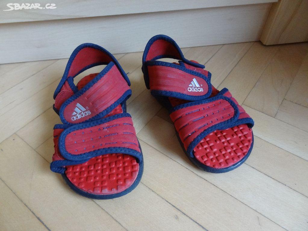 ea44bf78f8c Prodám dětské boty do vody   k vodě zn. Adidas. - Olomouc - Sbazar.cz