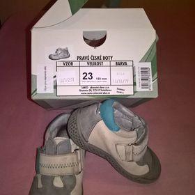 2c4b0a74262 Prodám dětské celoroční boty Superfit vel. 30 - Líbeznice