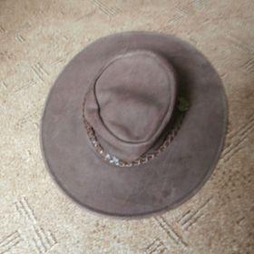 600 KčPlzeň-město. Westernové kožené klobouky 8be6325a1e
