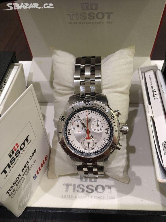 Tissot hodinky - limitovana edicia IIHF - Třinec 6d95276928a