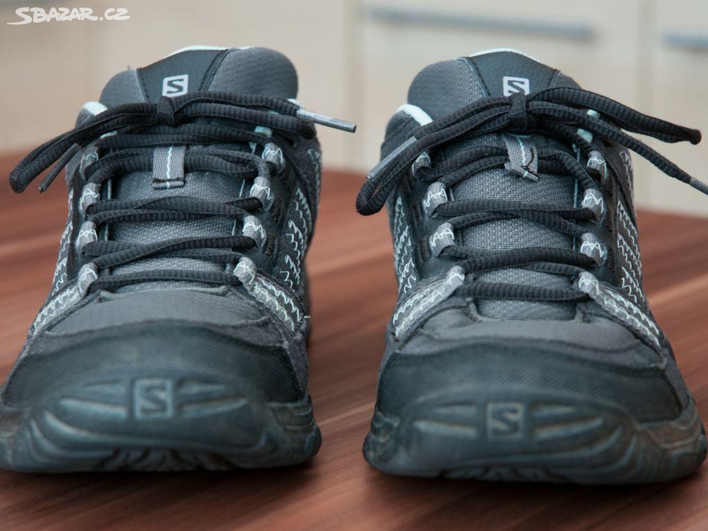fef6048478d Salomon Tanacross W trekové boty