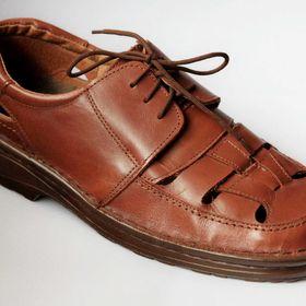 Nová pánská celokožená obuv české výroby(NES) 7dfd975347e