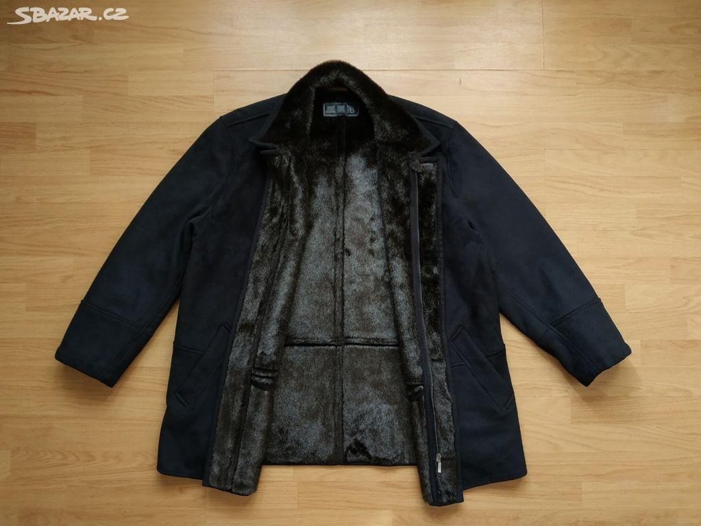 Bugatti pánský zimní kabát s kožichem - vel. XL - Ostrava - Sbazar.cz b9eb80c9e91