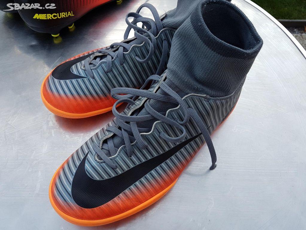 sálovky Nike Mercurial X včetně pošty - Řitka b010ff17b0