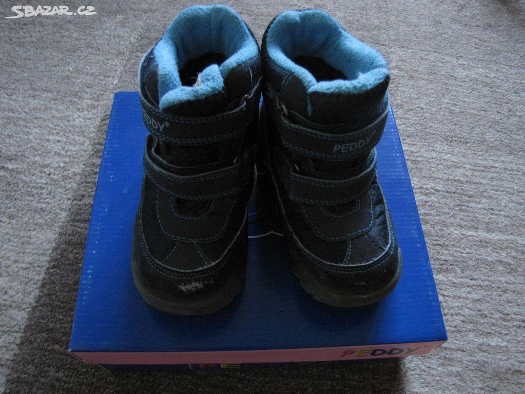 40a2b359884 zimní boty Peddy vel. 26 - Praha - Sbazar.cz