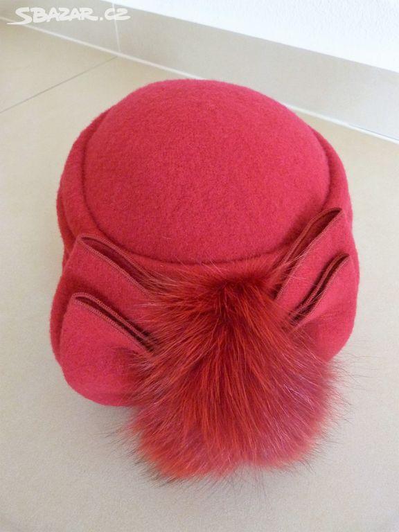 Dámský luxusní klobouk - Stod c02042d15d