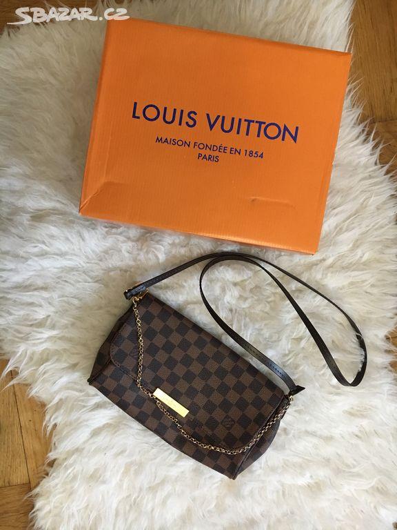 Crossbody kabelka Louis Vuitton Favorite - Praha - Sbazar.cz d0e6be2797