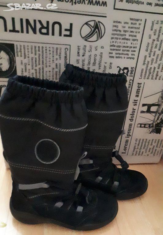 1ba91d2194c3 ECCO GORE-TEX zimní dívčí obuv - vel. 30 - Říčany