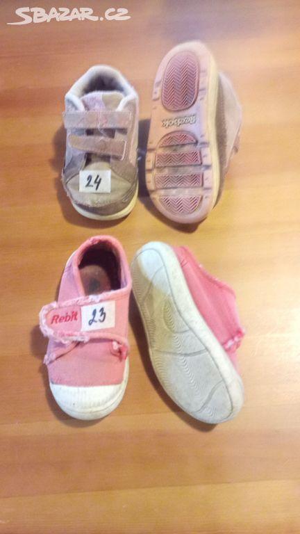 Dětské boty. - Raná 690039c2c0