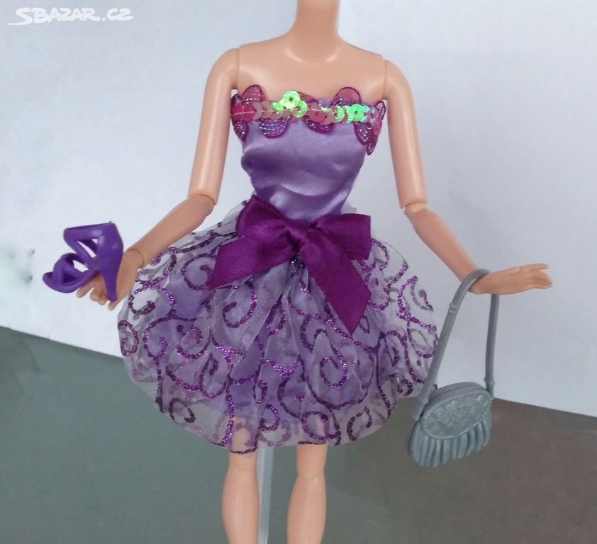 72119782ad0b NOVÉ! Set pro panenku Barbie