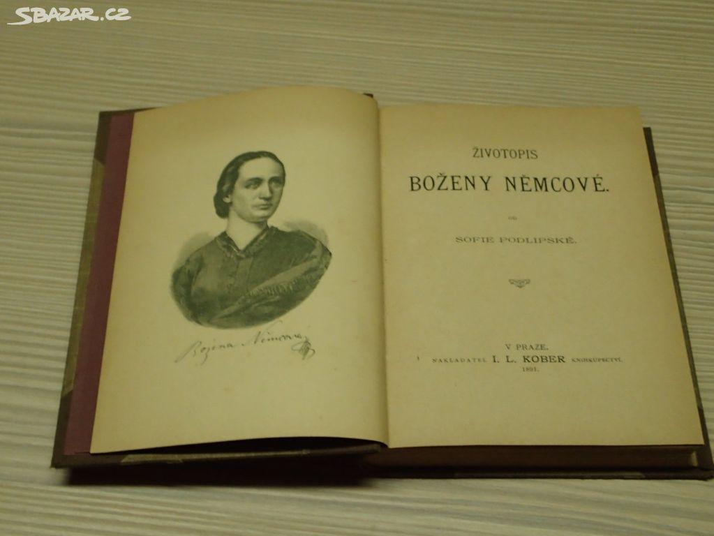 Zivotopis Bozeny Nemcove Olomouc Sbazar Cz