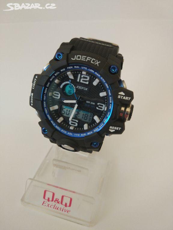 Dětské damské hodinky ve stylu G-Shock JoeFox - Praha - Sbazar.cz a6e41ef439