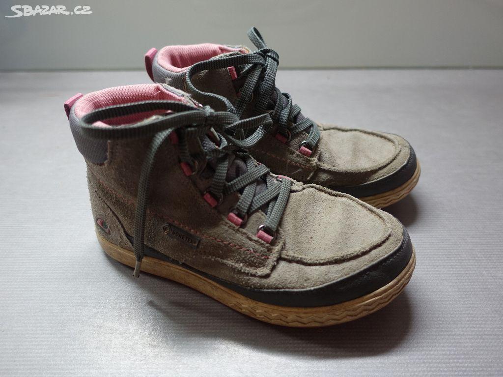 Dívčí kotníčkové boty - vel. 31 de94a46dc1