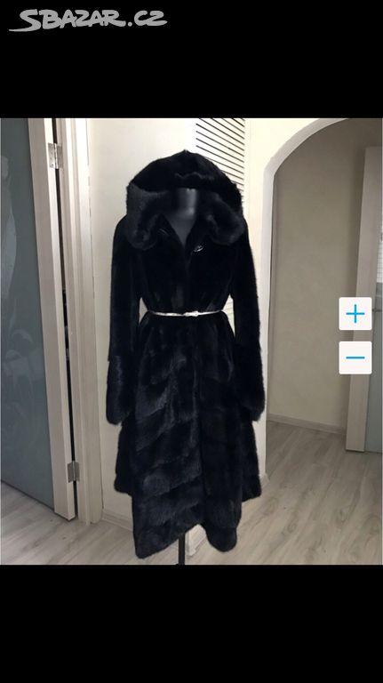 2687e8243ca Luxusní norkovy kozich z Ruska ! Černý briliant - Horoměřice