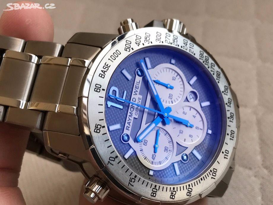 Prodám hodinky Raymond Weil Nabucco - ZÁRUKA - . - Zlín - Sbazar.cz e6424bf0079
