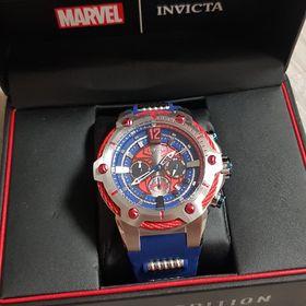 invicta Marvel Spiderman hodinky - Praha - Sbazar.cz 1814889900a