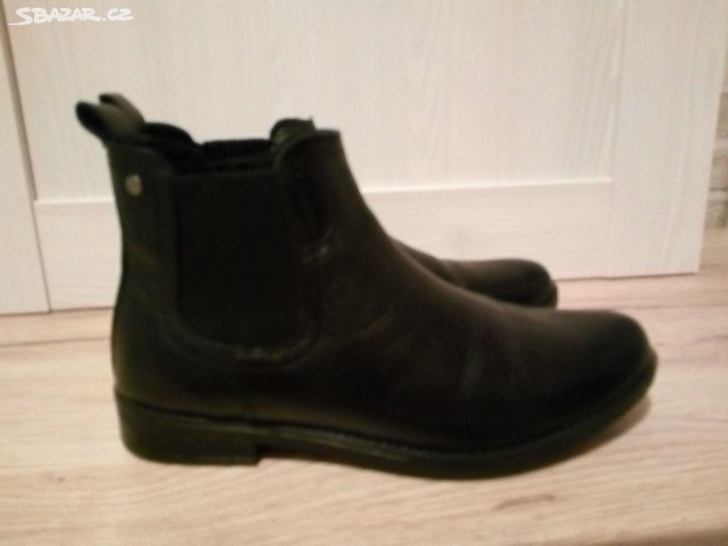 Kozačky - kotníkové boty Lasocki - Ptenín 20789be5c4