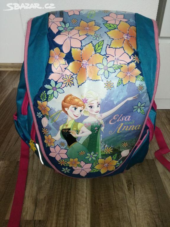 ae11d40ee8 Sun Ce Anatomický školní batoh ABB - Disney Frozen - Zaječí