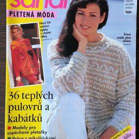 81a7c1bed10 Inzeráty časopisy pletení - Bazar a inzerce zdarma - Sbazar.cz