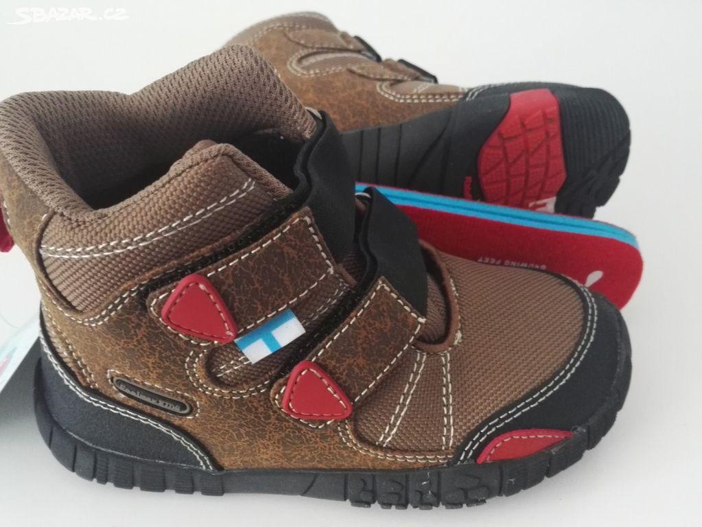 6d66ba46611 Nové barefoot zimní boty Feelmax naapa 27 - Český Těšín