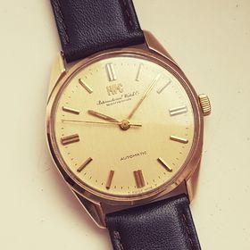 Zlaté pánské náramkové hodinky OMEGA Genève 25eed1e3f72