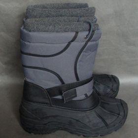 2a5da4f410 299 KčHradec Králové. Zimní boty do sněhu a mrazu BLUEBLK vel.
