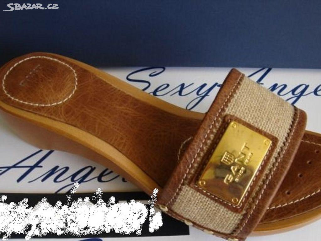 204ee590a9 NOVÉ dámské dřeváky boty Gant vel.37-38 - Dobříš
