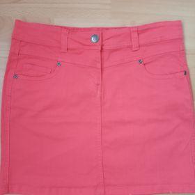 Riflová sukně XL - Pacov b29efeda59