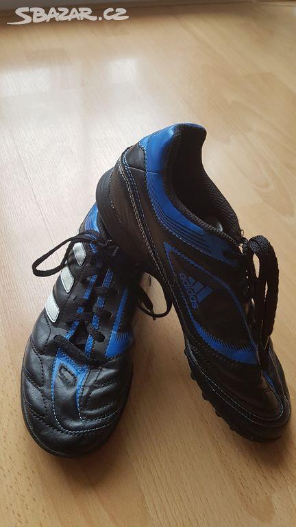 Dětské fotbalové turfy Adidas vel. 36 2 3 - Vestec 8fcf249507