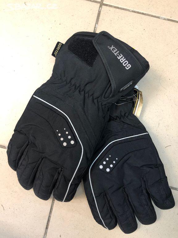 Leki Spectrum GTX black rukavice na lyže - Havířov 09f185601e