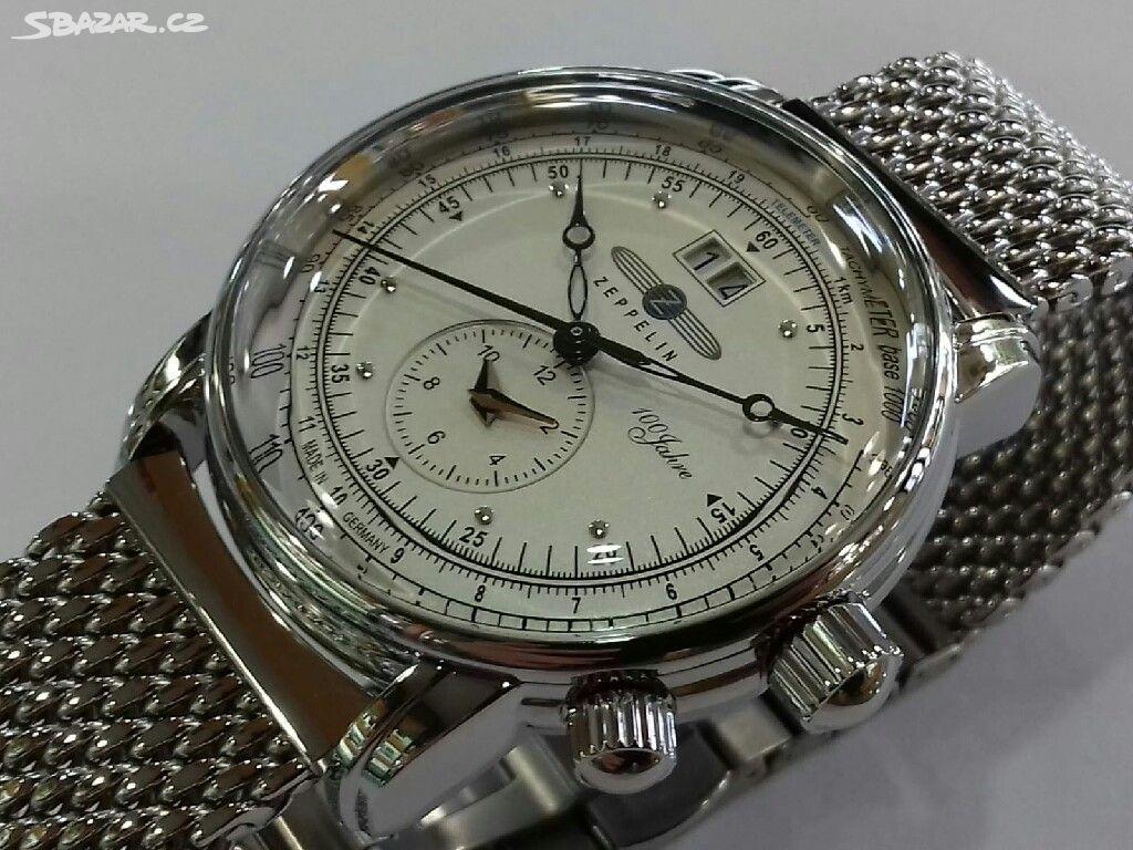 100% nové hodinky zn. Zeppelin 760e3d8d4b6