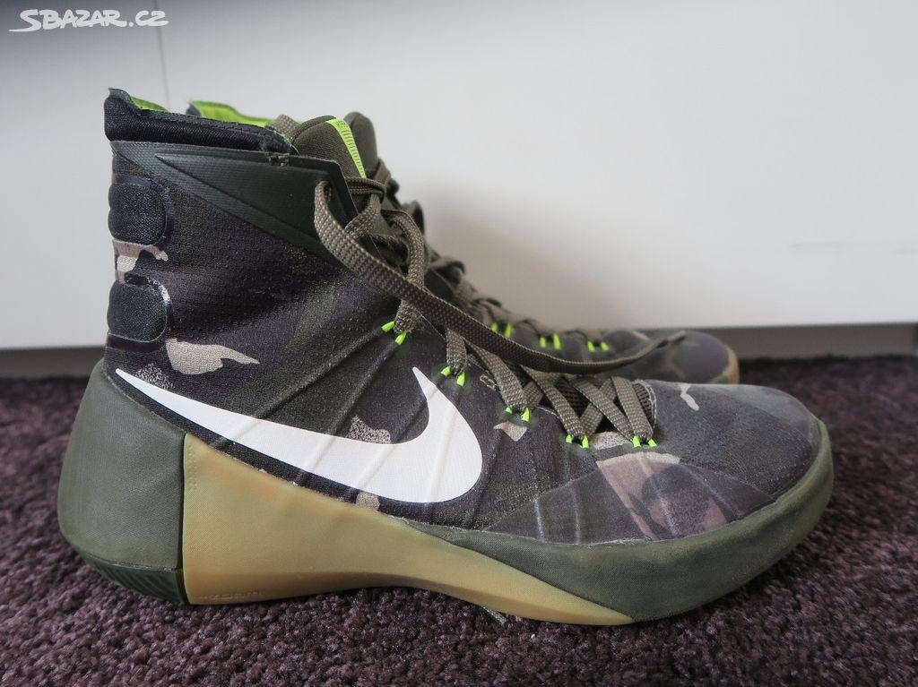 64f50c0bcaaa4 Basketbalové boty Nike Hyperdunk vel. 40,5 - Brno - Sbazar.cz