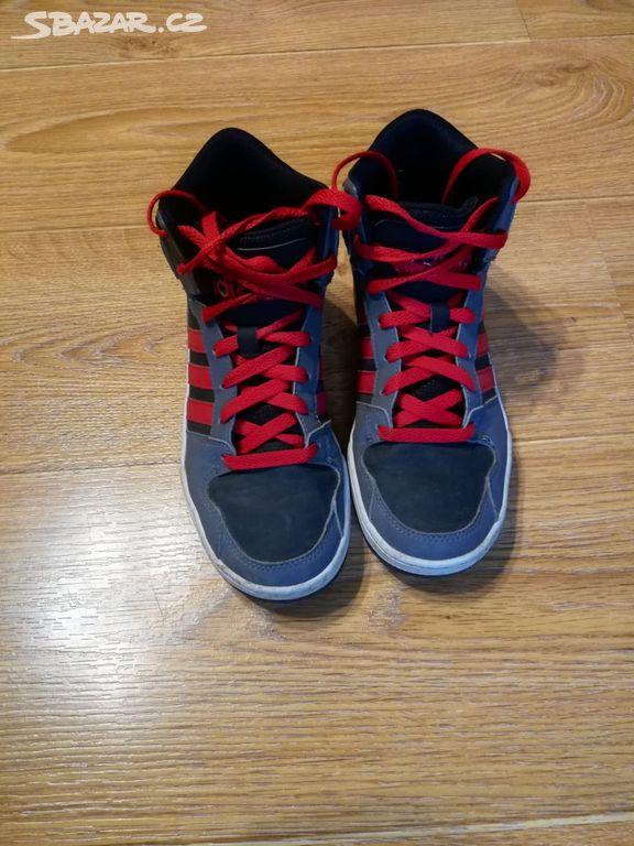 d162be10a1c Dětské kotníkové boty Adidas - Kuřim