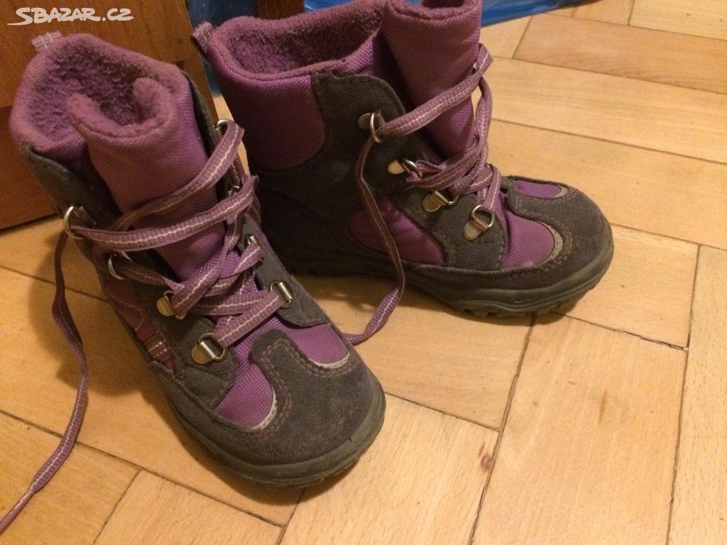Zimní boty SUPERFIT a76c1995e8