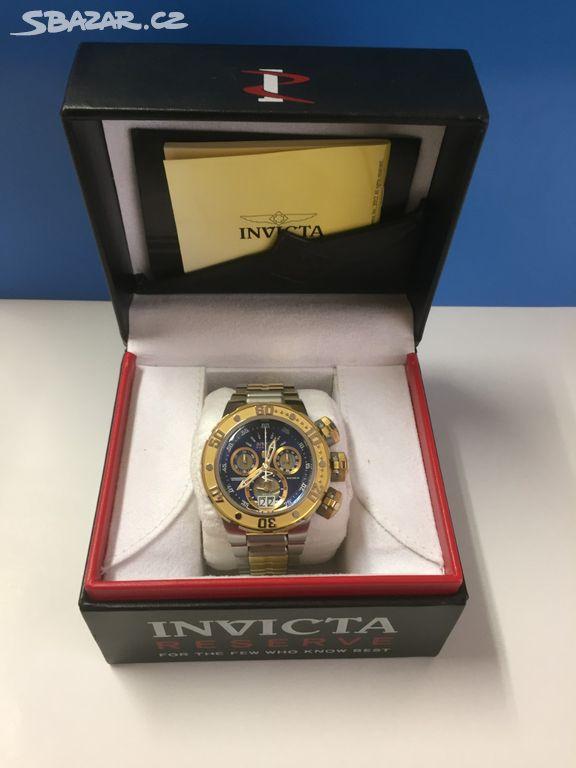 96b910a99 Pánské hodinky Invicta 21605 - Brno-město - Sbazar.cz