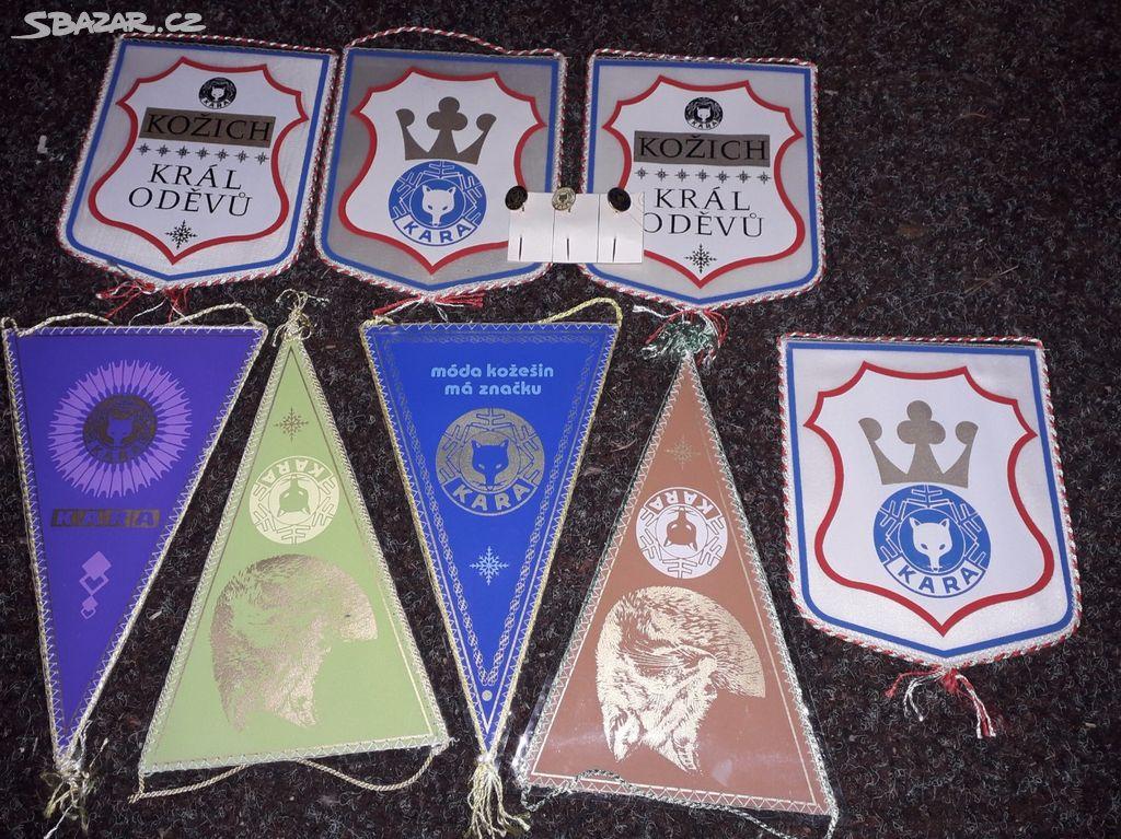 2d4a1e8f84 KARA - odznaky - vlaječky - Pec pod Sněžkou