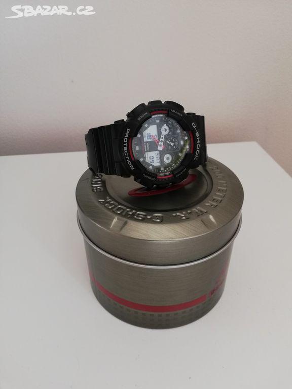 aaff56a9c9 Hodinky Casio G-Shock Original GA-100-1A4ER - Prostějov - Sbazar.cz