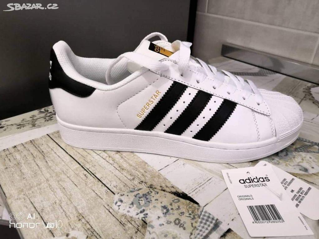 0b2855b37 Tenisky Adidas Superstar - Praha - Sbazar.cz