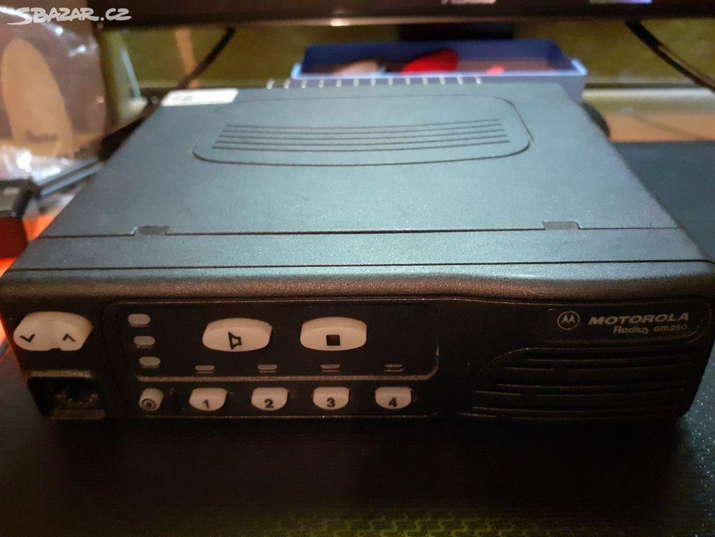 Vysílačka Motorola GM350 VHF - Kralupy nad Vltavou, Mělník